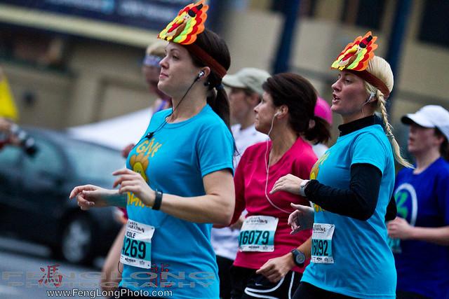 thanksgiving day marathon dallas