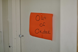 Out of order | by Bruce A Stockwell