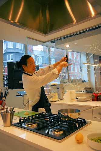 Waitrose Cookery School, Chef Wilson Chung 0450 R | by nicisme