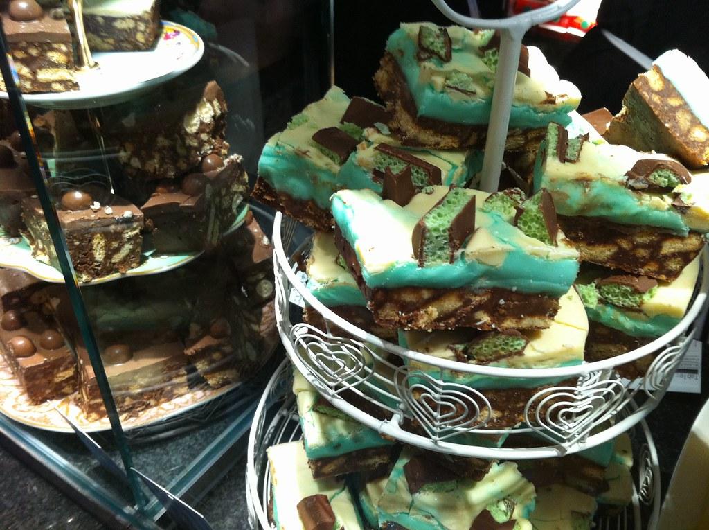 Carrot Cake Edinburgh