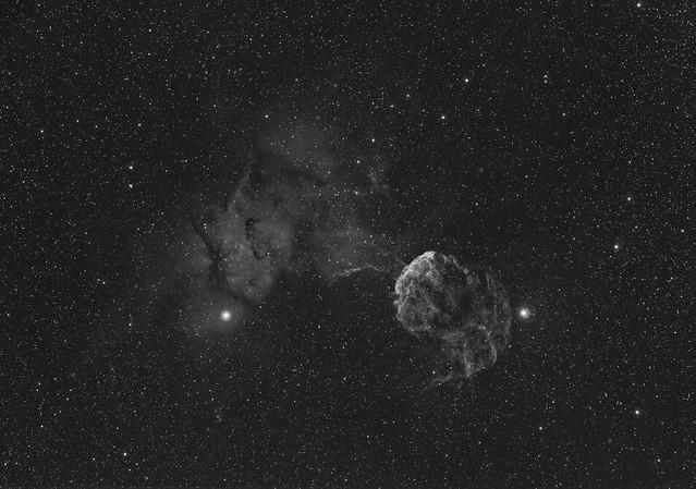 IC443, the Jellyfish nebula | [UPDATE] Captured 3 more ...