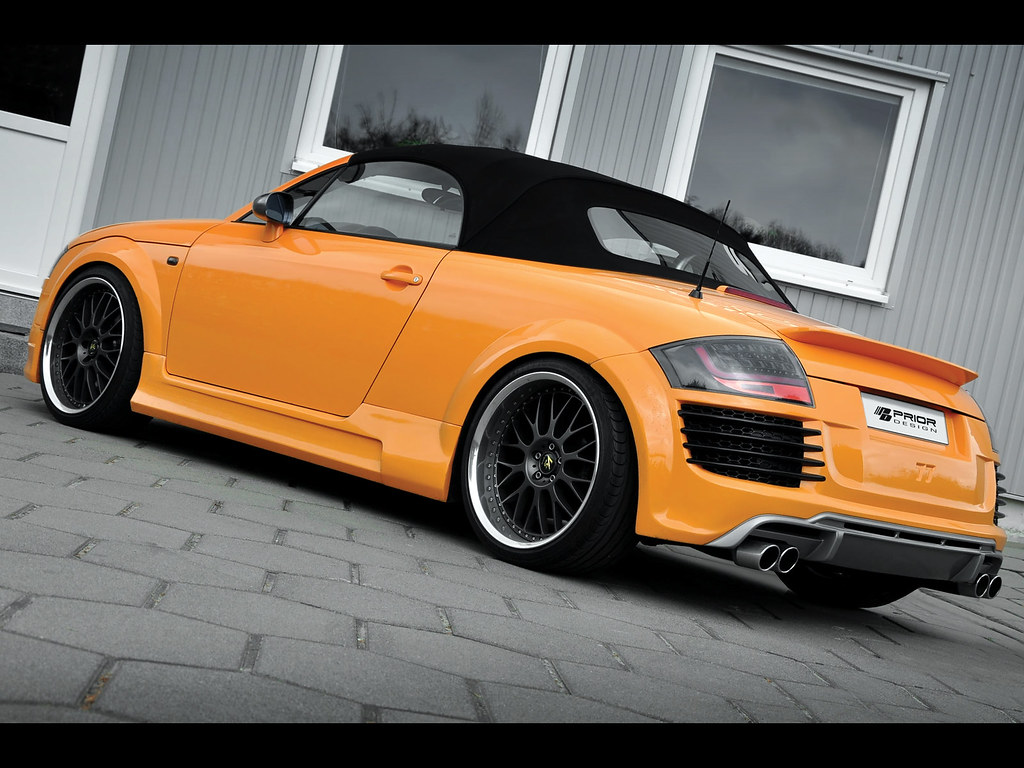 audi tt 8n mk1 body kit r8 conversion rear bumper and diff. Black Bedroom Furniture Sets. Home Design Ideas