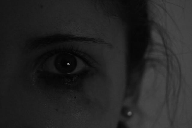 Gli occhi che piangono di più sono anche quelli che vedono meglio.  Flickr - Photo Sharing!