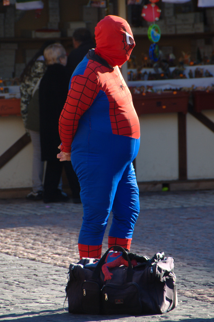 Spider-Man vs Beer Belly | Did you know that a reboot of ...