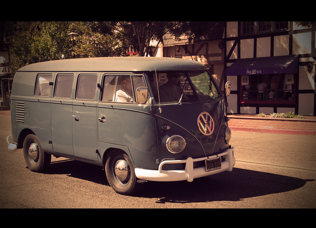 vw bully t1 solvang santa barbara county california us andreas metz flickr. Black Bedroom Furniture Sets. Home Design Ideas