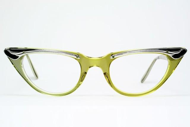 Vintage Cat Eye Glasses by USA Flickr - Photo Sharing!