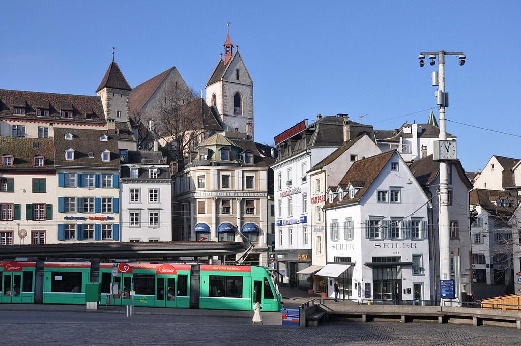 Hotel Basel Restaurant
