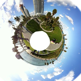 360 degrees of South Pointe Park | by miamism