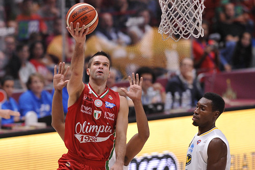 Olimpia, un successo per la Supercoppa mancante