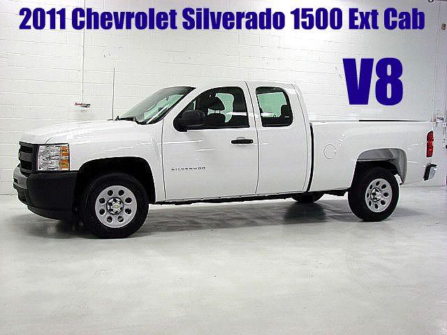 2011 chevrolet silverado 1500 ext cab v8 extended cab 2wd flickr. Black Bedroom Furniture Sets. Home Design Ideas