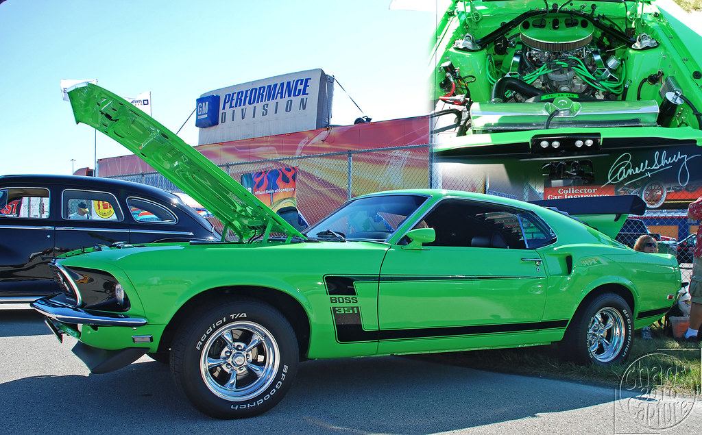 1969 Ford Mustang Boss 351 | Chad Horwedel | Flickr