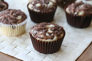 Nutella Cupcakes | by Food Librarian