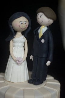 Carved Cake Toppers