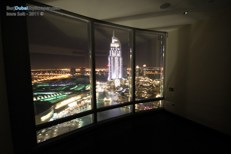 Burj Khalifa Night Photos Interior Images And The View Fro