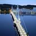 Ylistö Bridge in Jyväskylä