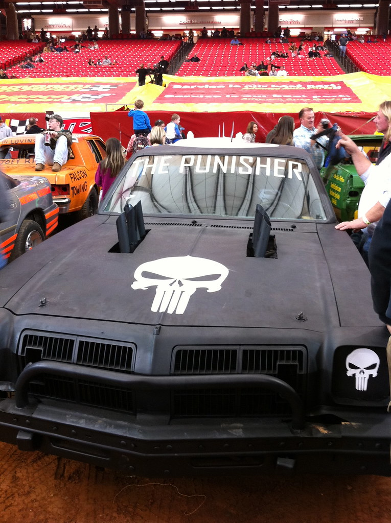Punisher Car Curt Flickr