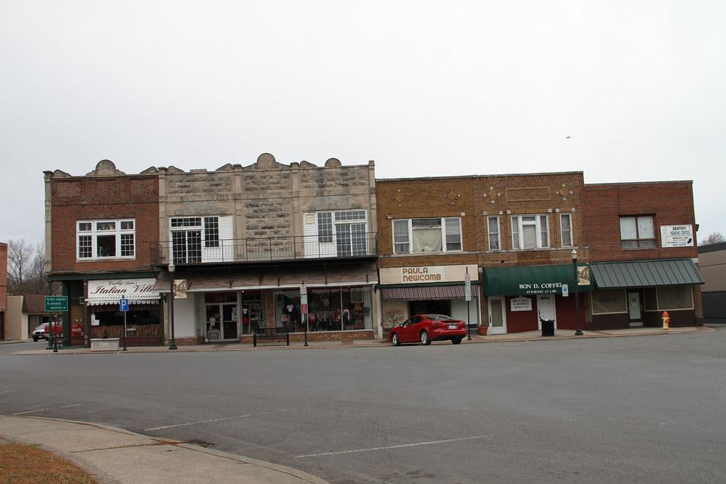 Benton Il Benton Illinois Franklin County Bruce Wicks