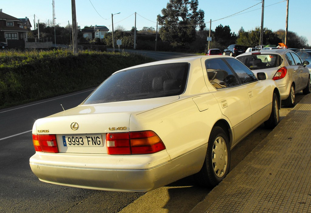 1990 lexus ls 400 brought from brookhaven long island. Black Bedroom Furniture Sets. Home Design Ideas