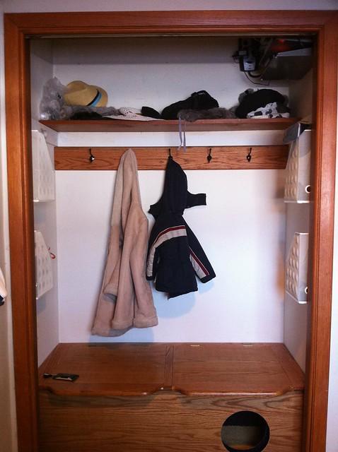 Amber Laundry Room Blowjob