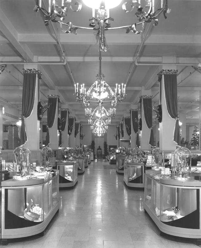Bullock 39 s department store downtown los angeles for Craft store new orleans