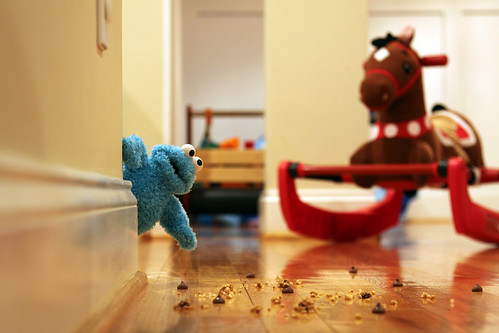 Cookie Monster Trap | by AJ Brustein