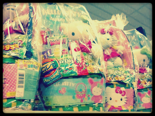 hello kitty easter baskets at cvs