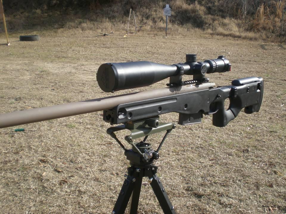 Dclw Tripod Ai Rifle Rail Mount Usts Flickr