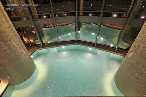 Burj Khalifa Night Photos Interior Images And The View