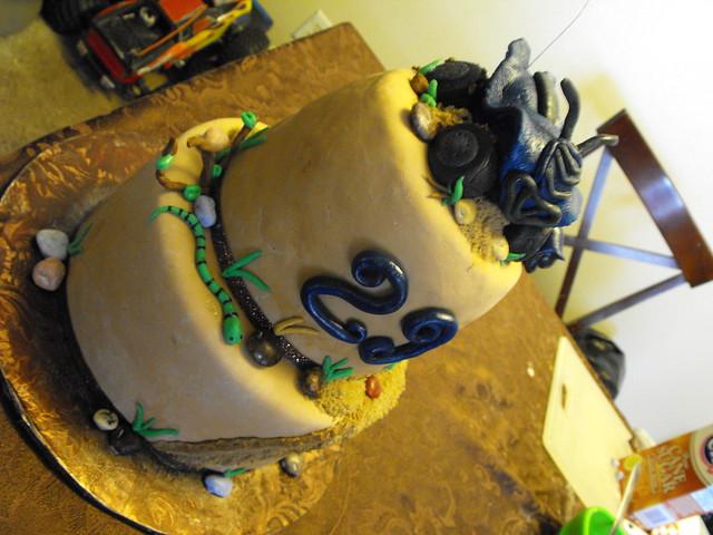 Layer Cake Quad