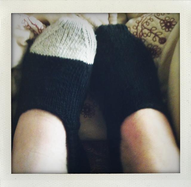 Turkish Bed Socks How To Do Mattress Stitch