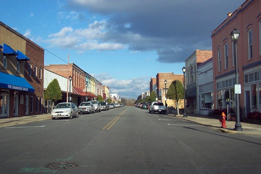 Main Sreet Plymouth North Carolina Plymouth