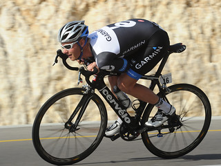 Gabriel Rasch - Tour of Oman, stage 5 | by Team Garmin-Sharp