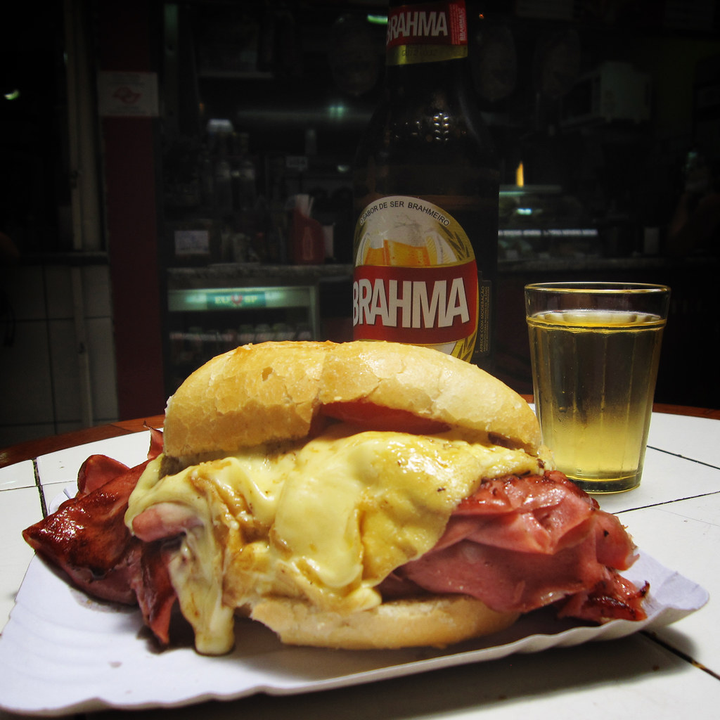 Mortadella Sandwich Mortadella Sandwich | by
