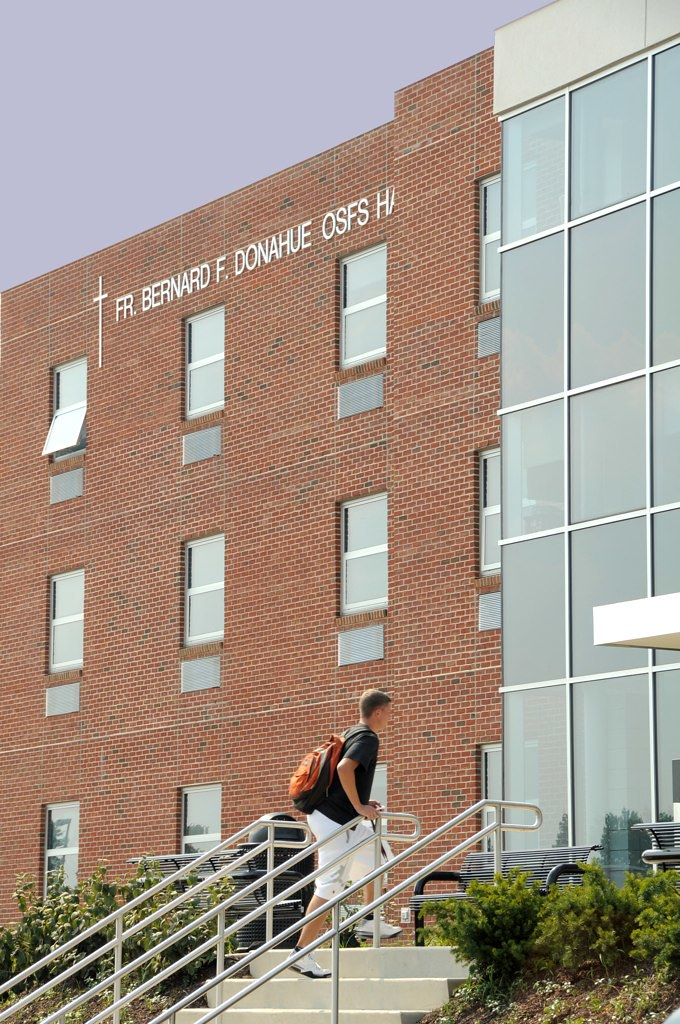 Donahue Hall Donahue Hall Desales Newest Student Dorm