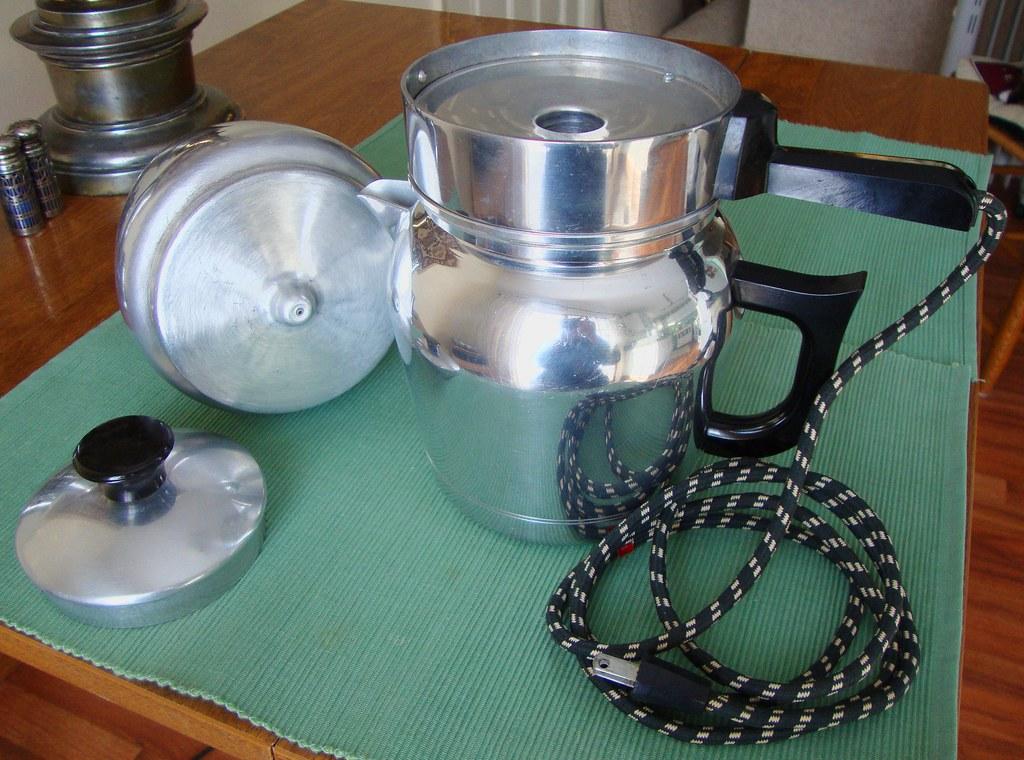 Regal Electric-Drip Coffee Maker (1940s) 4397b 135 Flickr