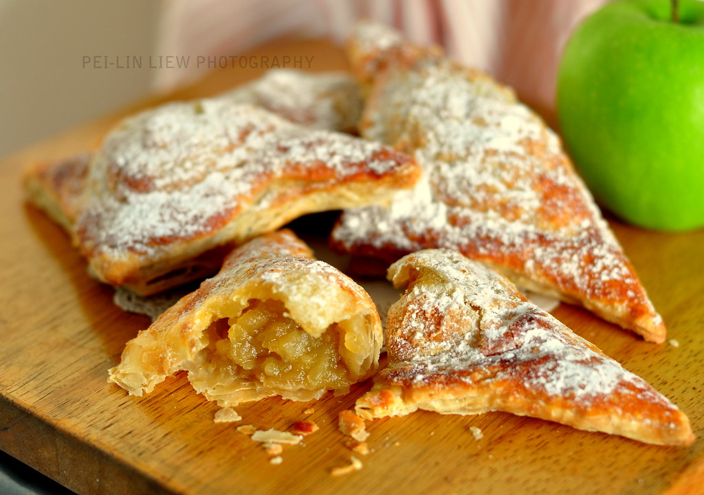 how to make french apple turnovers
