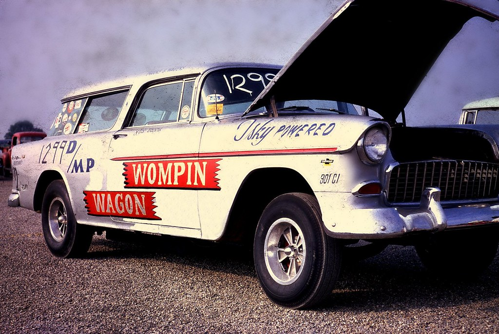 Wompin Wagon Chevy Nomad D Modified Production Flickr