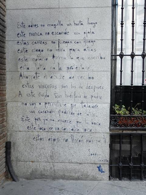 canciones sabina nos sobran los motivos:
