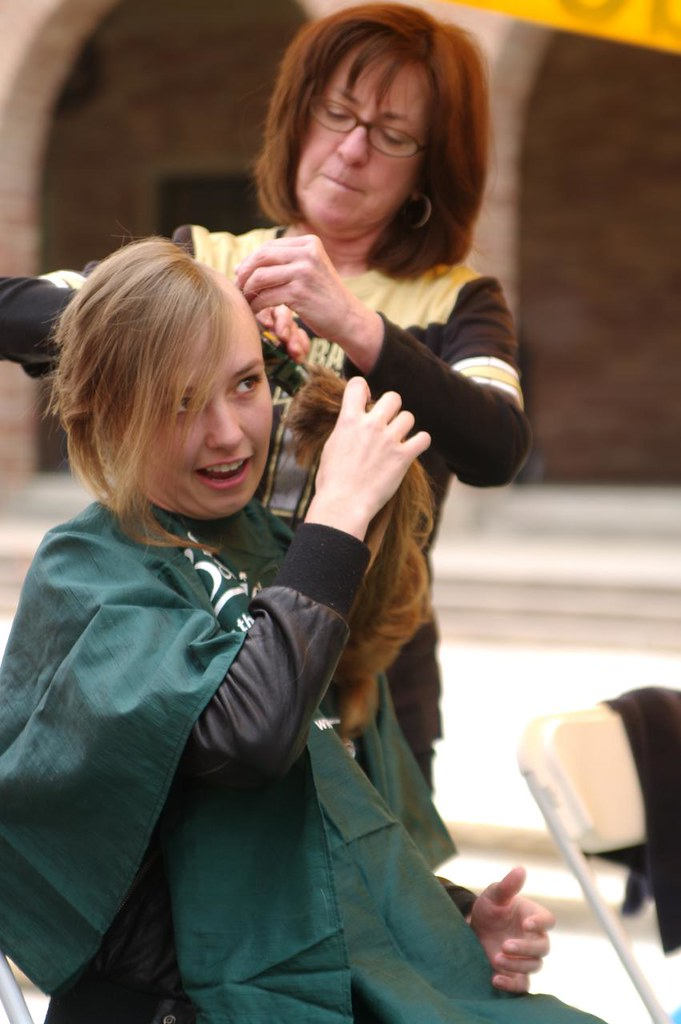 St. Baldrick's 2019: Kitty Hoynes shaves 540 heads, raises ...