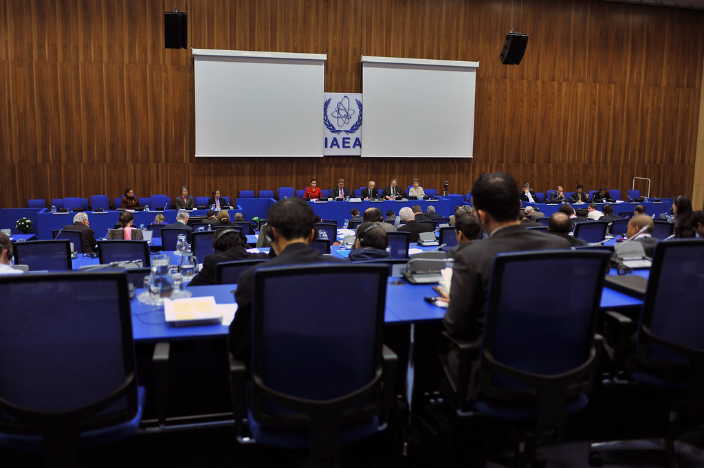 02810229 | Day 7: IAEA Briefs Member States on Latest ...