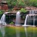 Waterfall :: Winifred Falls