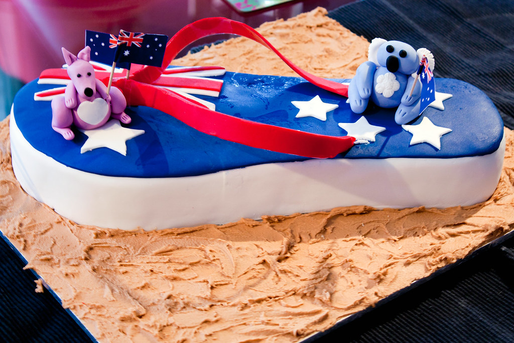 Australia Day Thong Cake | What better way to celebrate ...