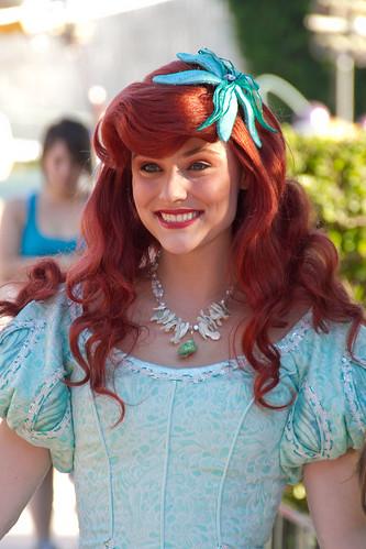 Disney Princess Ariel Printable Coloring Pages