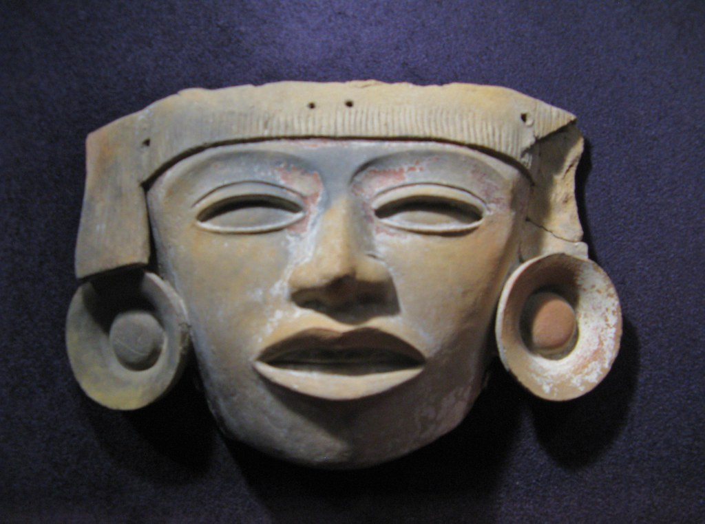 Ceramic Mask Notice How These Masks Have Very Generic