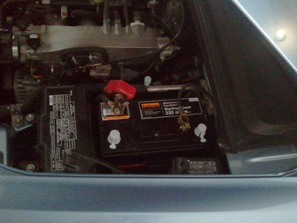 Halfords Car Battery Guarantee