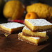 gingersnap-crust lemon bars