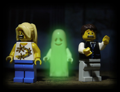 Lego Haunted House 1 | by R D L