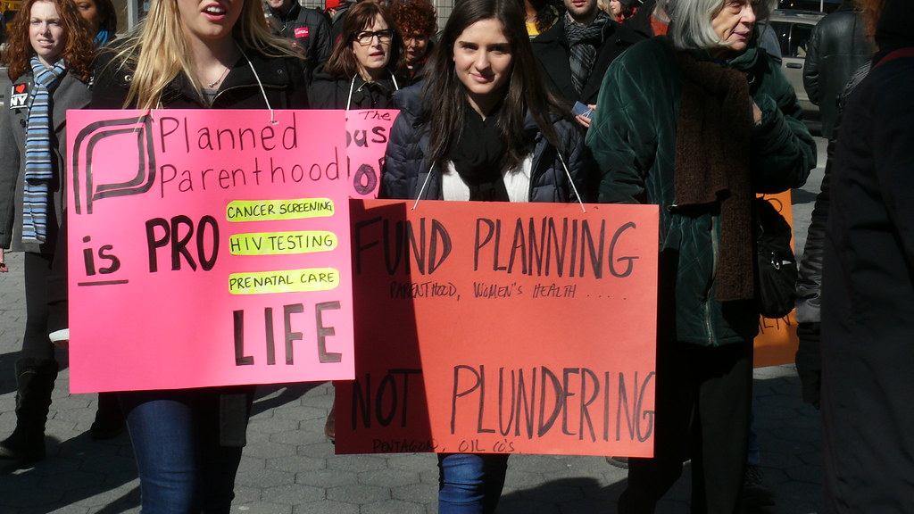 Planned Parenthood is Pro Life   Placards from Planned ...