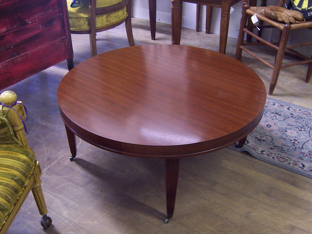 mersman round coffee table regular price sale pri
