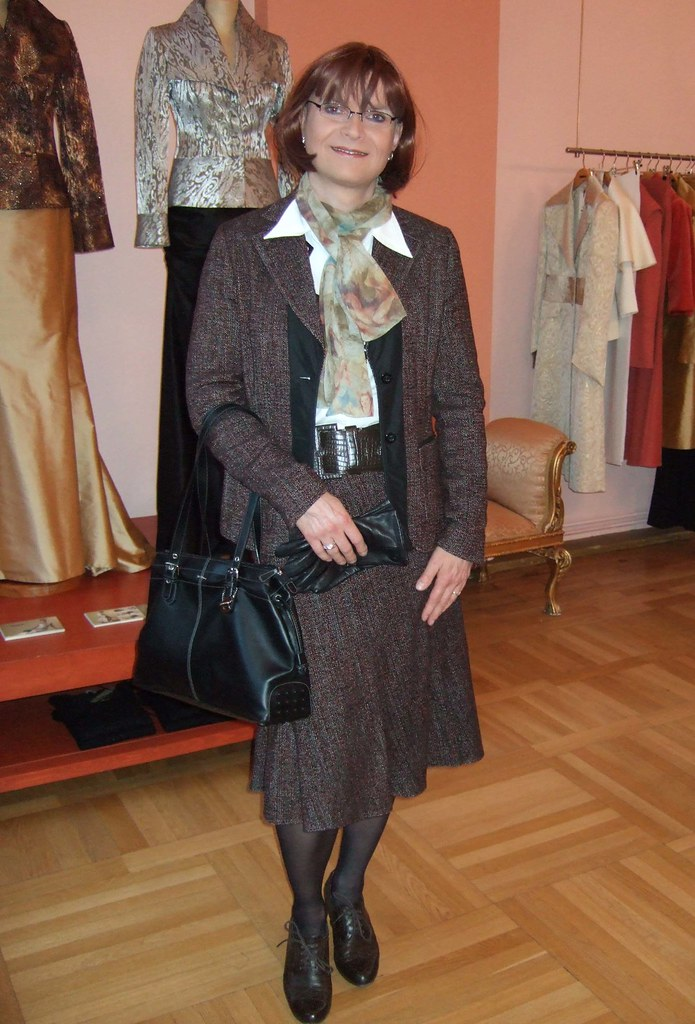 Clothed stockings domina - 2 1